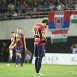 Megruházták a Videotont, kiesett az Európa Ligából