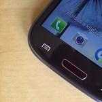 Tipp: Parancsikonok cseréje a Galaxy S III zárolt képernyőjén