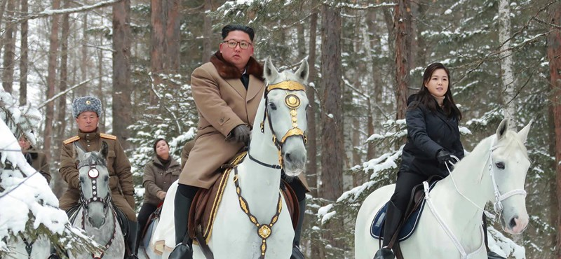 Kim Dzsong Un húga nekiment Dél-Koreának, mert kétségbe vonták országa vírusmentességét