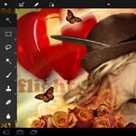 Megjelent az Adobe Photoshop Touch Androidra [galériával]