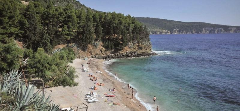 Víz alatti alagutat építenek a horvát tengerparton