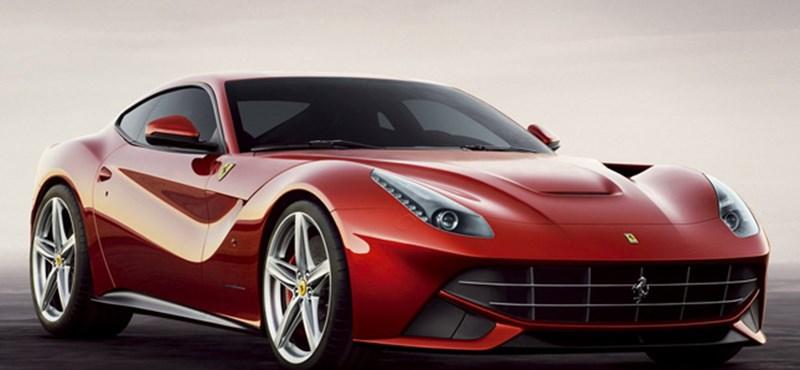 Egy nap alatt elkapkodták a legdurvább Ferrarit
