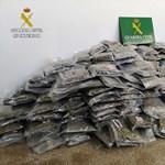 Rekordmennyiségű, 2,7 tonna füvet foglaltak le a spanyol hatóságok – fotó