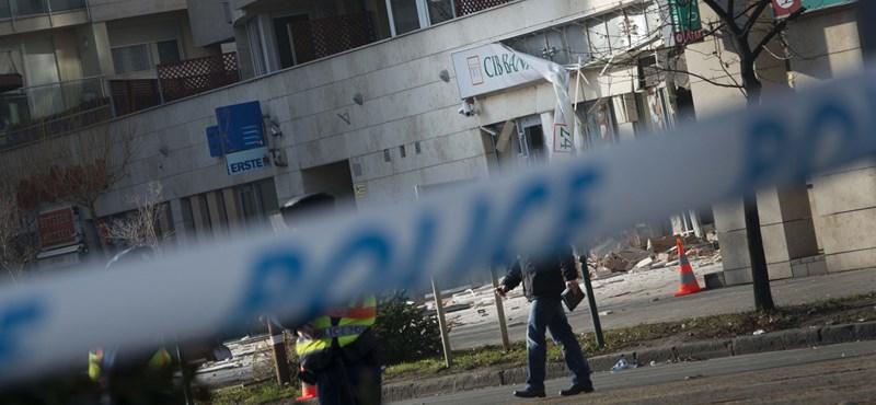 Terelés, hogy az ATM-ért robbantották fel a bankot?