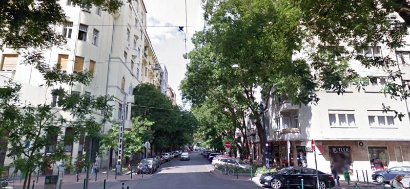 A lakók szerint tönkreteszik Újlipótváros legszebb utcáját
