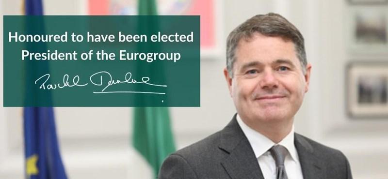 Megvan az Eurogroup új vezetője