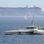 Magyar hajóépítők gyártják a tengerek Sötét Lovagját
