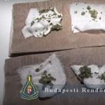 Mocsok és drogok a Hős utcában, elfogtak négy dílert Kőbányán – videó