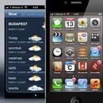 Kiváló időjárás-előrejelző alkalmazás akciósan az App Store-ban!