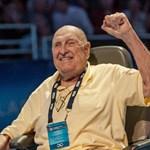 Meghalt az Egyesült Államok legidősebb olimpiai bajnoka