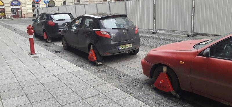 A XI. kerületben veszteséget termel az, hogy beszedik a parkolási pénzeket