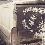 Koszból varázsol látványos rajzokat egy moszkvai street artos - fotó