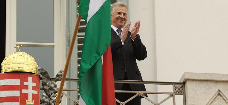 Schmitt-jelentés: a Fidesz lezártnak tekinti az ügyet