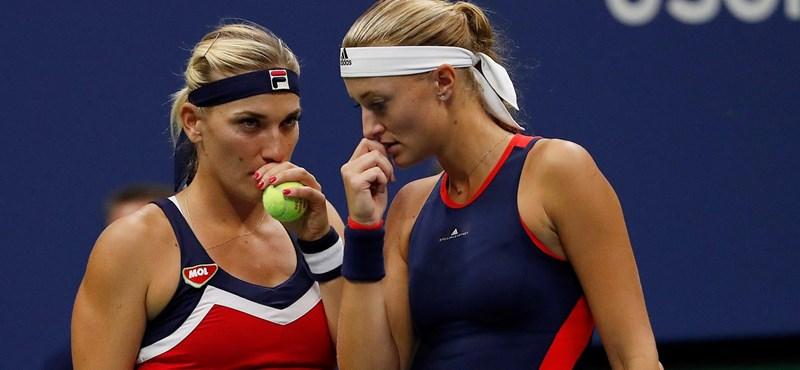 Jó rajtot vett Babos és Mladenovic Wimbledonban