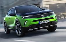 Itt a látványosan megújult Opel Mokka