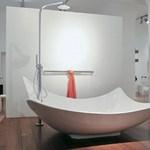 Elképesztő fürdőszoba: átlátszó és szokatlan