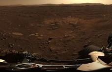 Lélegzetelállító fotót küldött haza a Perseverance a Marsról