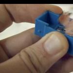 Elképesztő kézzel készített ajándék: portré több mint 3 millió grafitpontból (videó)