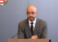 Kovács Zoltán most a Washington Postot osztotta ki CEU-ügyben