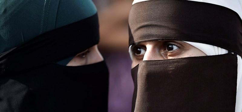 Burkatilalom lépett érvénybe Hollandiában