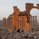 Nem rombolta le egész Palmürát az Iszlám Állam