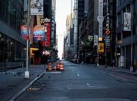 Rekordszámú áldozat New York államban, 731 halott egy nap alatt