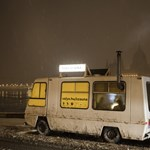 Szaunázott már kisbuszban a Rákóczi-hídnál?