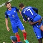 Platini és Zidane után új világklasszisa van az Eb-döntős Franciaországnak