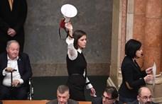 Szél Bernadett: Nincs demokrácia