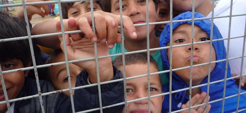 A gazdag nagyhatalmak tényleg a csórókra tolják a menekültválság terheit