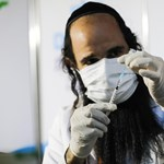 750 ezer időst oltott be Izrael, 0,07 százalékuk fertőződött meg azóta