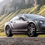 Nem állati: gombabőrös luxusautókkal kedveskedik a Bentley a vegánoknak