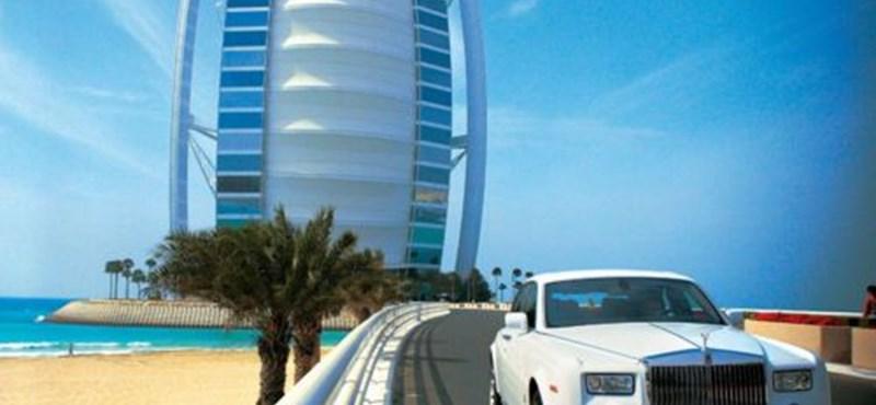 Életkép Dubajban