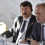 Rászorulóknak adta fizetését a szlovák államfő