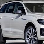 """""""Egymilliós"""" verzió jön a VW Touaregből"""