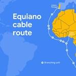 Új internetkábelt húz ki a Google Európából a tenger fenekére, 2021-re már online lehet
