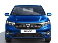 Dízel nélkül, kizárólag 3 hengeres motorokkal itt az új Dacia Logan és Sandero
