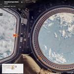 Izgalmas újítás a Google Street View-n: most már benézhet a Nemzetközi Űrállomásra is