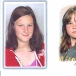 Eltűnt egy testvérpár, két kislány – fotók