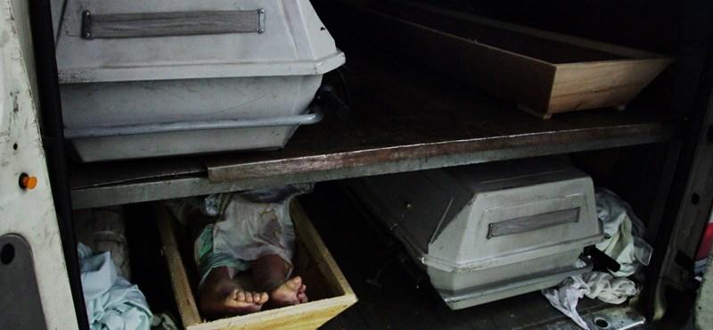 Halottnak nyilvánították, majd horkolni kezdett a boncasztalon egy spanyol férfi