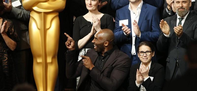 Enyedi Ildikó elég menő helyet kapott az Oscar-jelöltek csoportképén