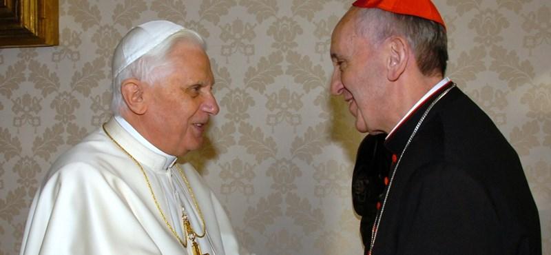XVI. Benedek pápa aggódik a papi nőtlenség eltörlése miatt