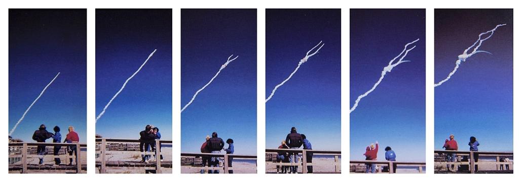 AP!!! Challenger-katasztrófa 2016.01.28. Cape Canaveral