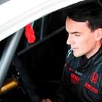 Michelisz már az új Honda Civic WTCC volánja mögött - fotók