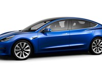 Alig 150 kilométeres hatótávú Model 3-ast is árul a Tesla