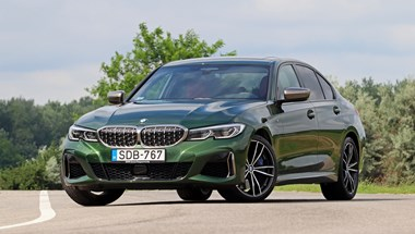Minek ide M3? Meghajtottuk a BMW M340i-t