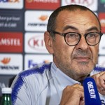 Feszült volt a Chelsea edzése Bakuban