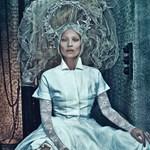 Divatfotó deluxe: Kate Moss és az ördög
