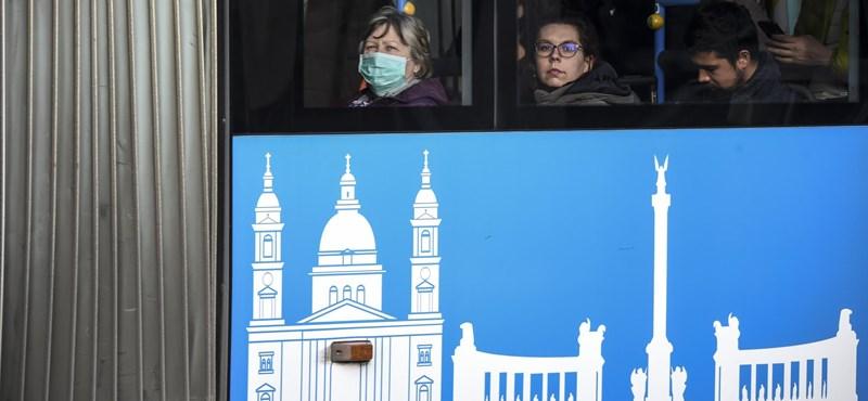 Magyarországon 103-ra nőtt a koronavírussal fertőzöttek száma