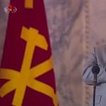 Kim Dzsong Un lett a Koreai Munkapárt főtitkára